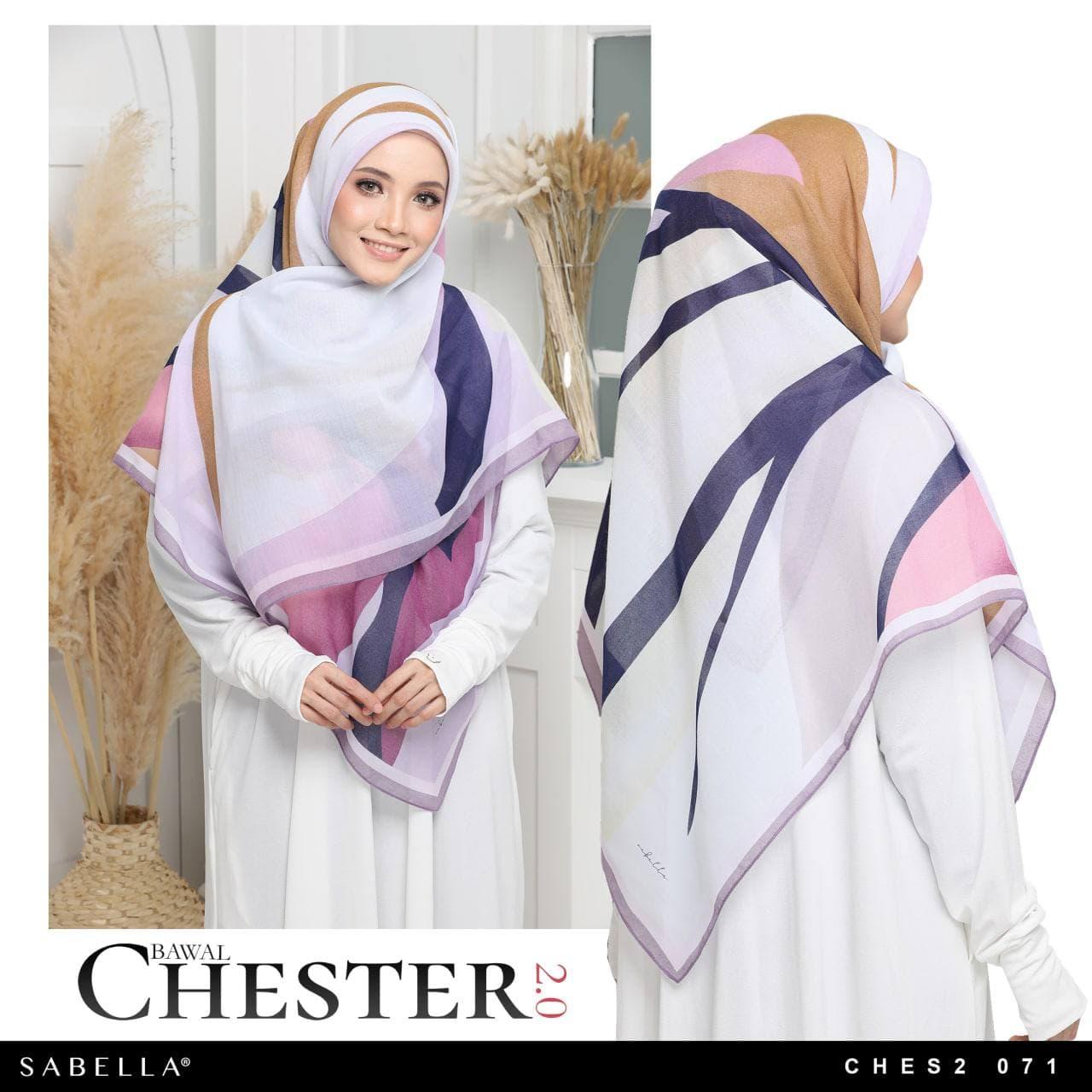 Bawal Chester (50) 071
