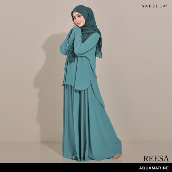 Reesa (GR) Aquamarine