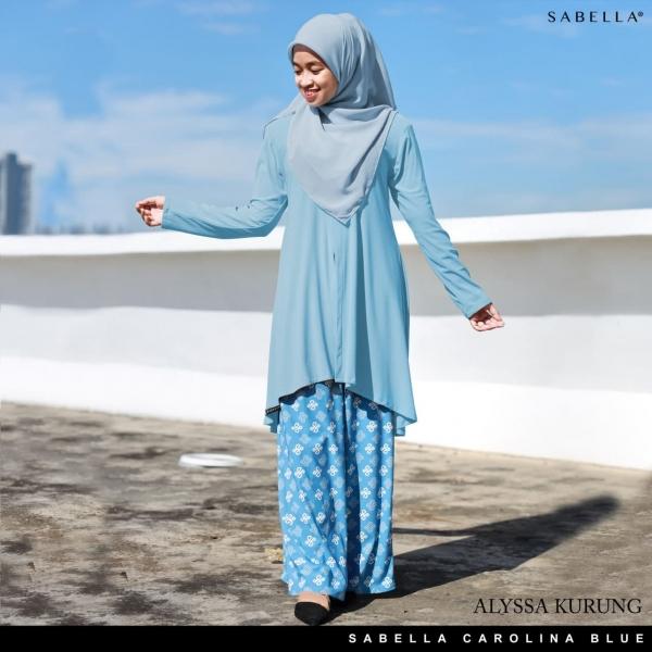 Alyssa (GR) Sabella Caroline Blue