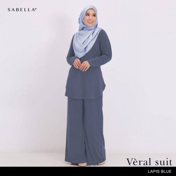 Veral Lapis Blue