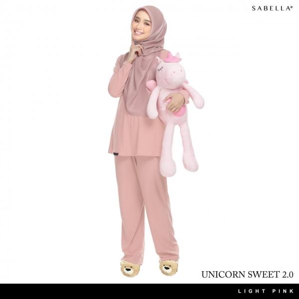 Unicorn Sweet 2.0 Light Pink