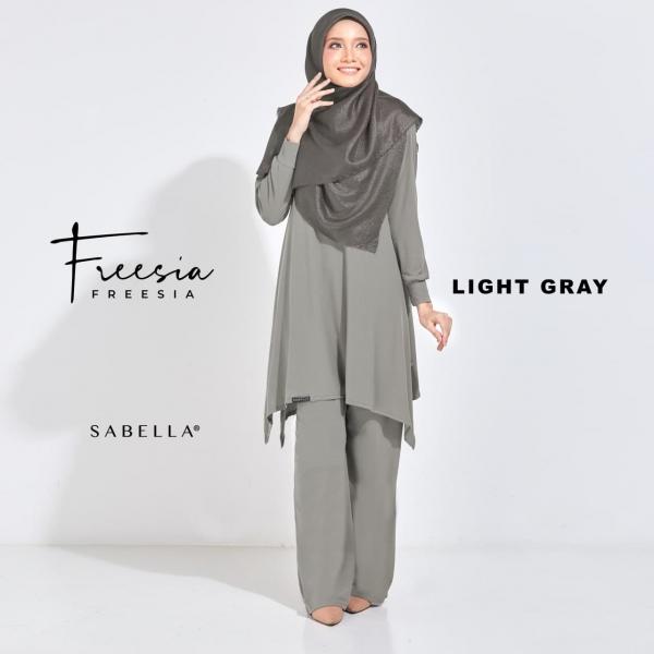 Freesia Light Gray