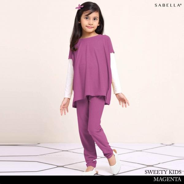 Sweety 3.0 Kids Magenta (02)