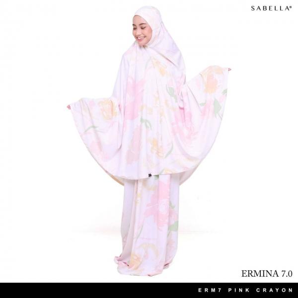Ermina 7.0 Pink Crayon
