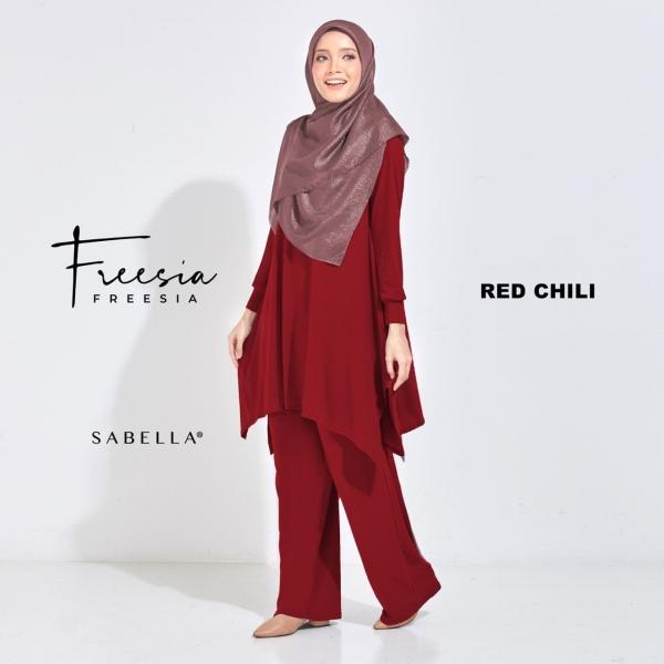 Freesia Red Chili
