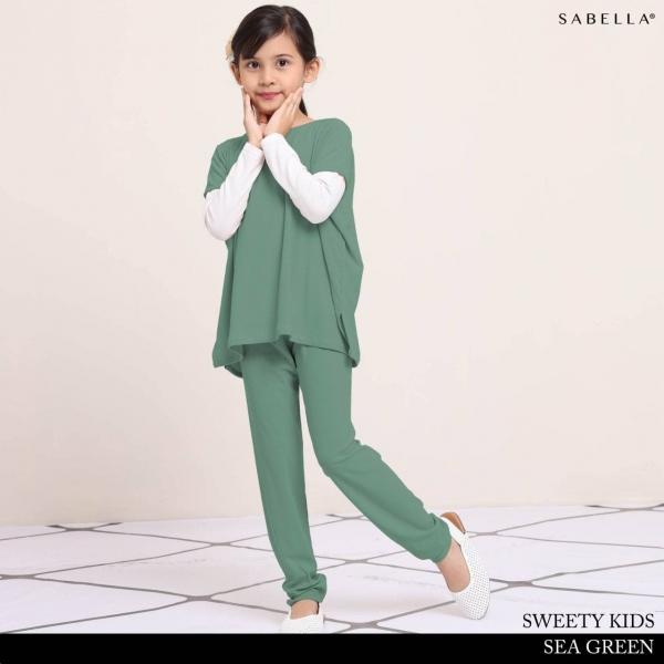 Sweety 3.0 Kids Sea Green (06)