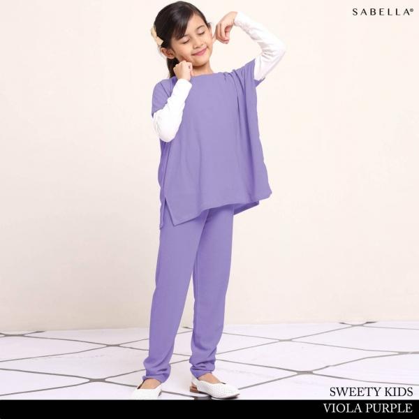 Sweety 3.0 Kids Viola Purple (07)