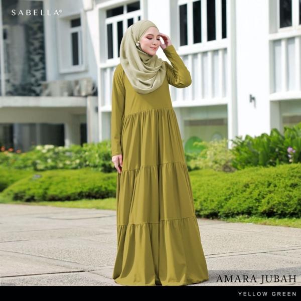 Amara Yellow Green