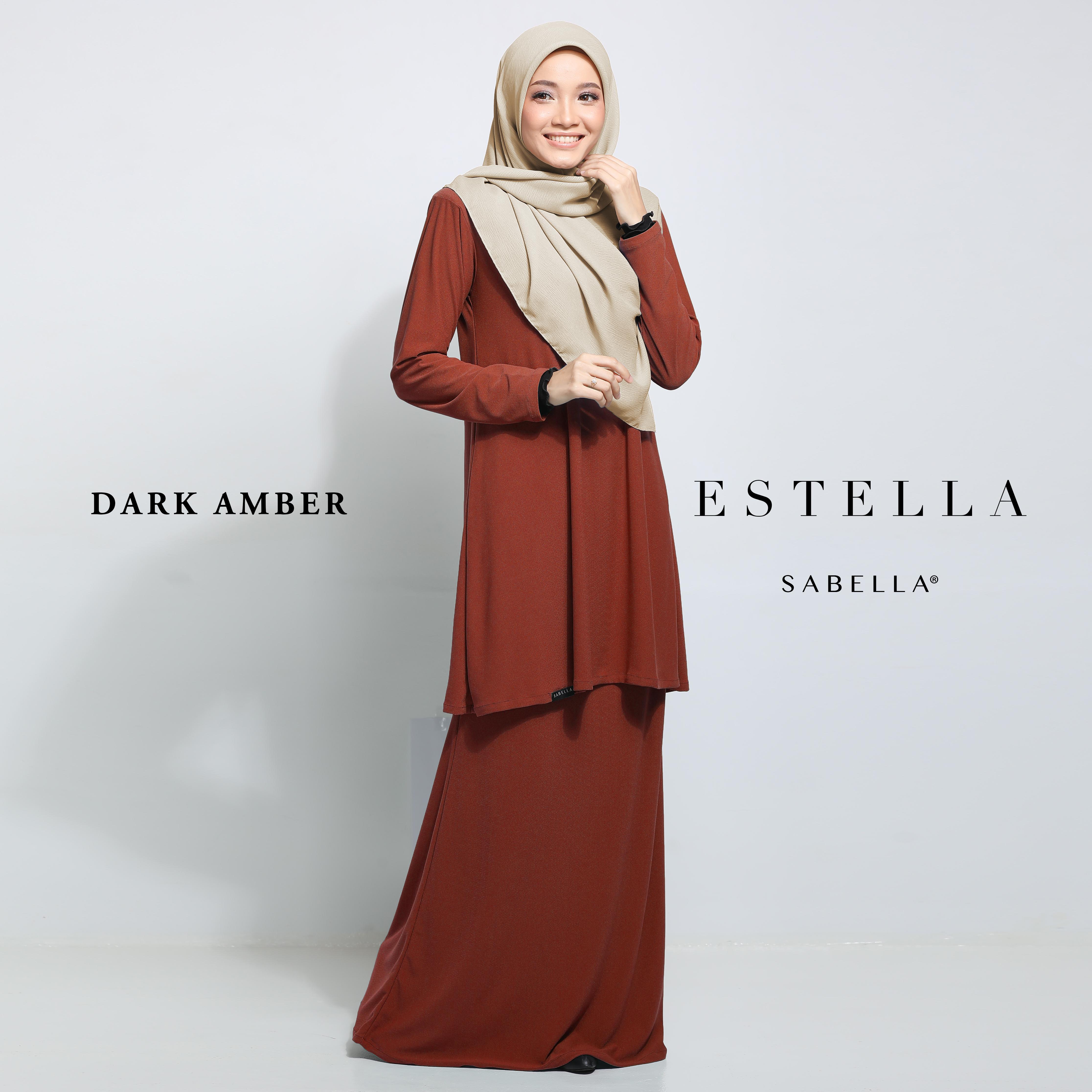 Estella 2.0 Dark Amber