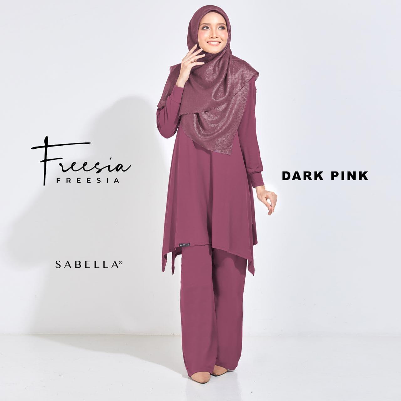 Freesia Dark Pink