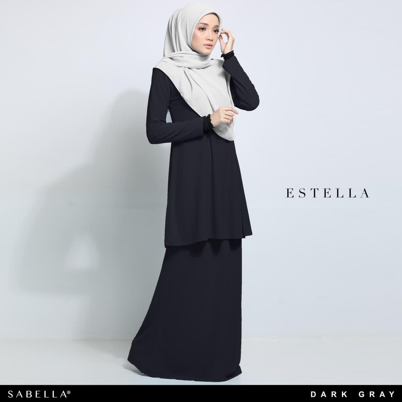 Estella 2.0 Dark Gray (R)