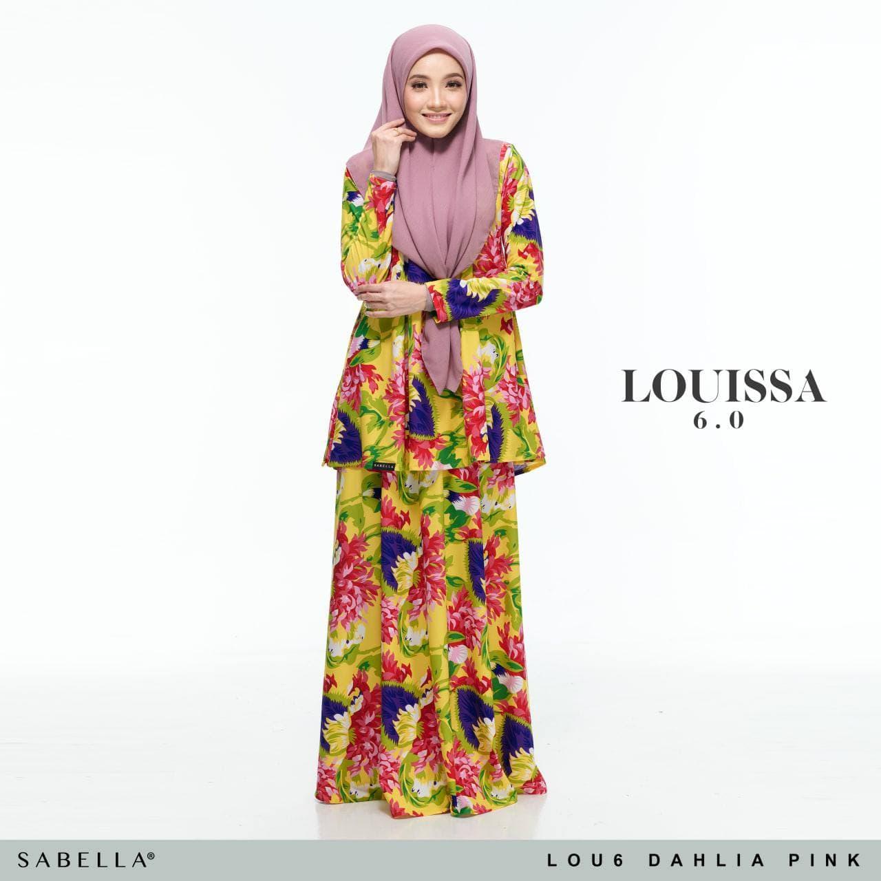Louissa 6.0 Dahlia Pink
