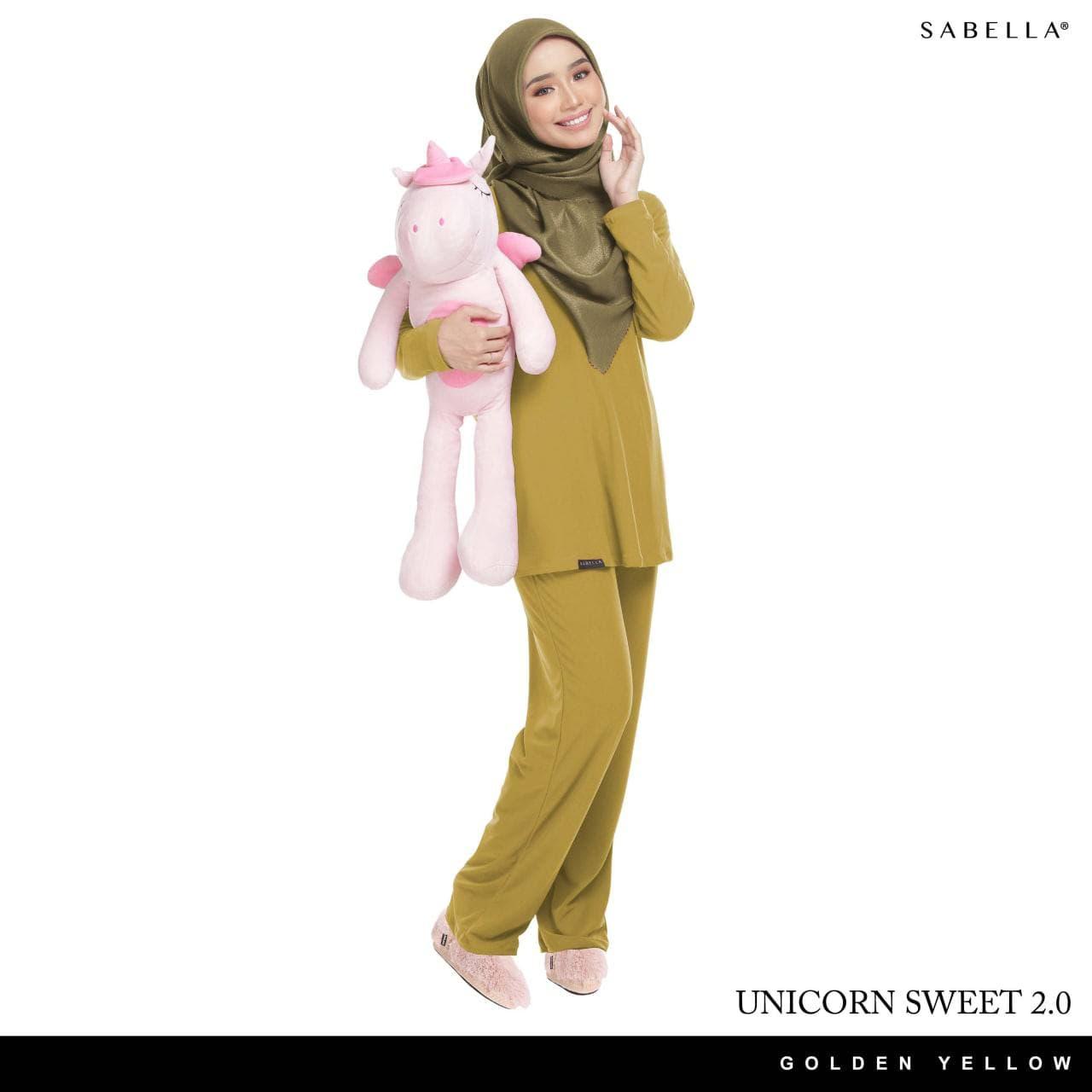 Unicorn Sweet 2.0 Golden Yellow