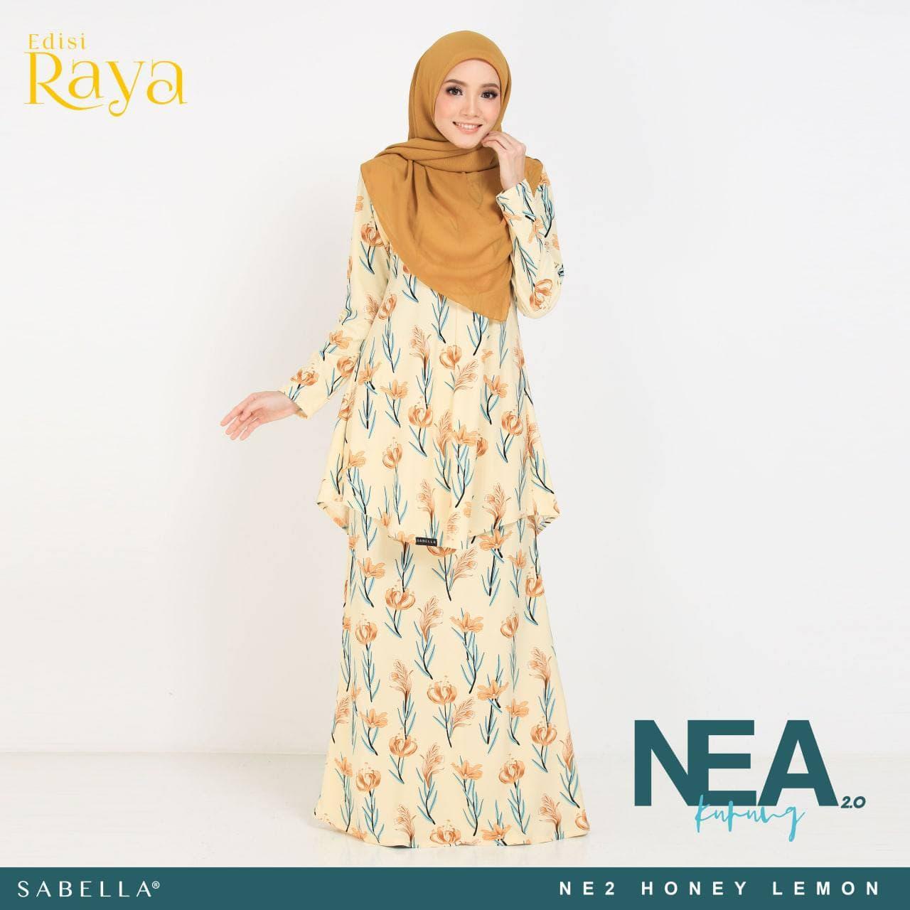 Nea Raya Honey Lemon