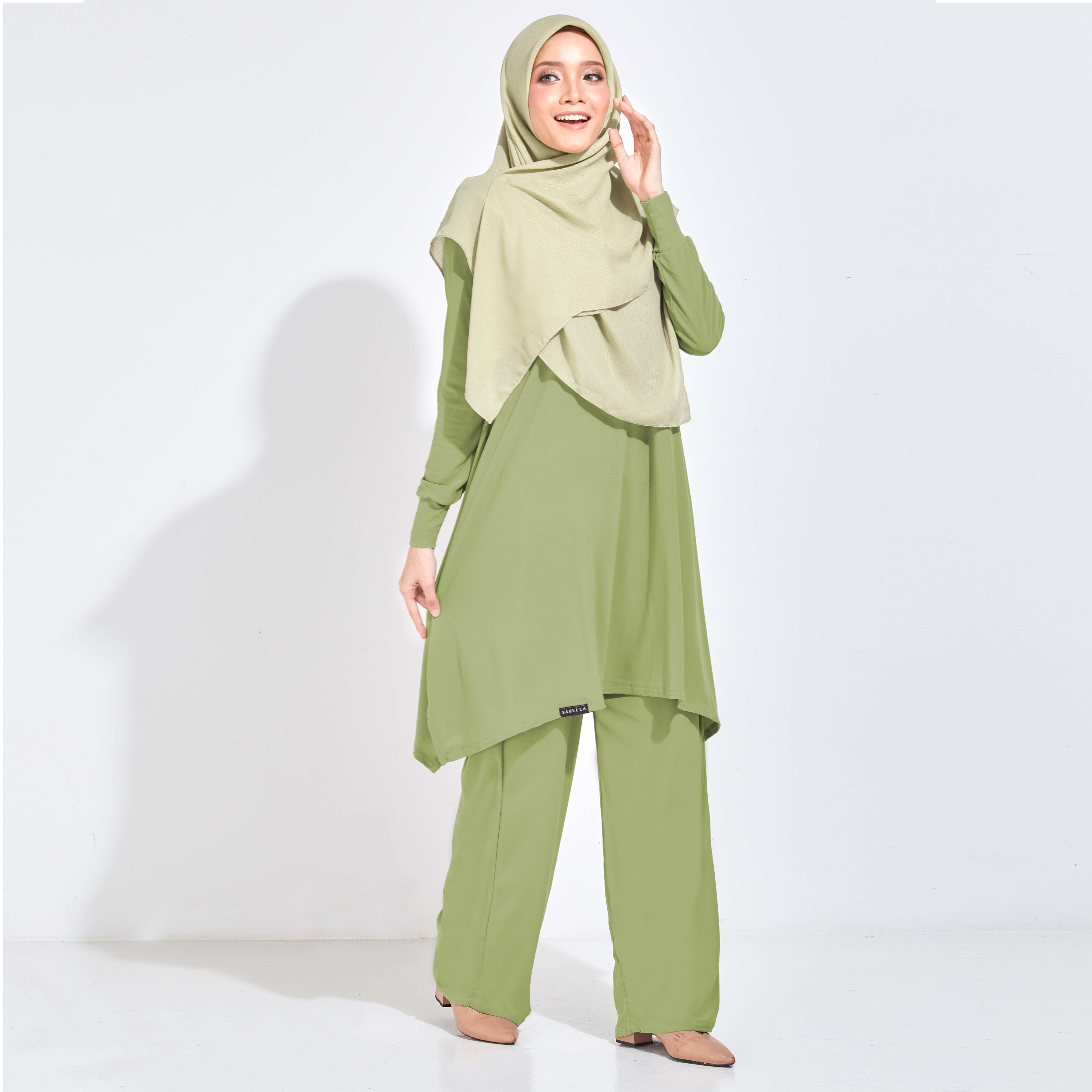 Freesia Moccasin Green (R)