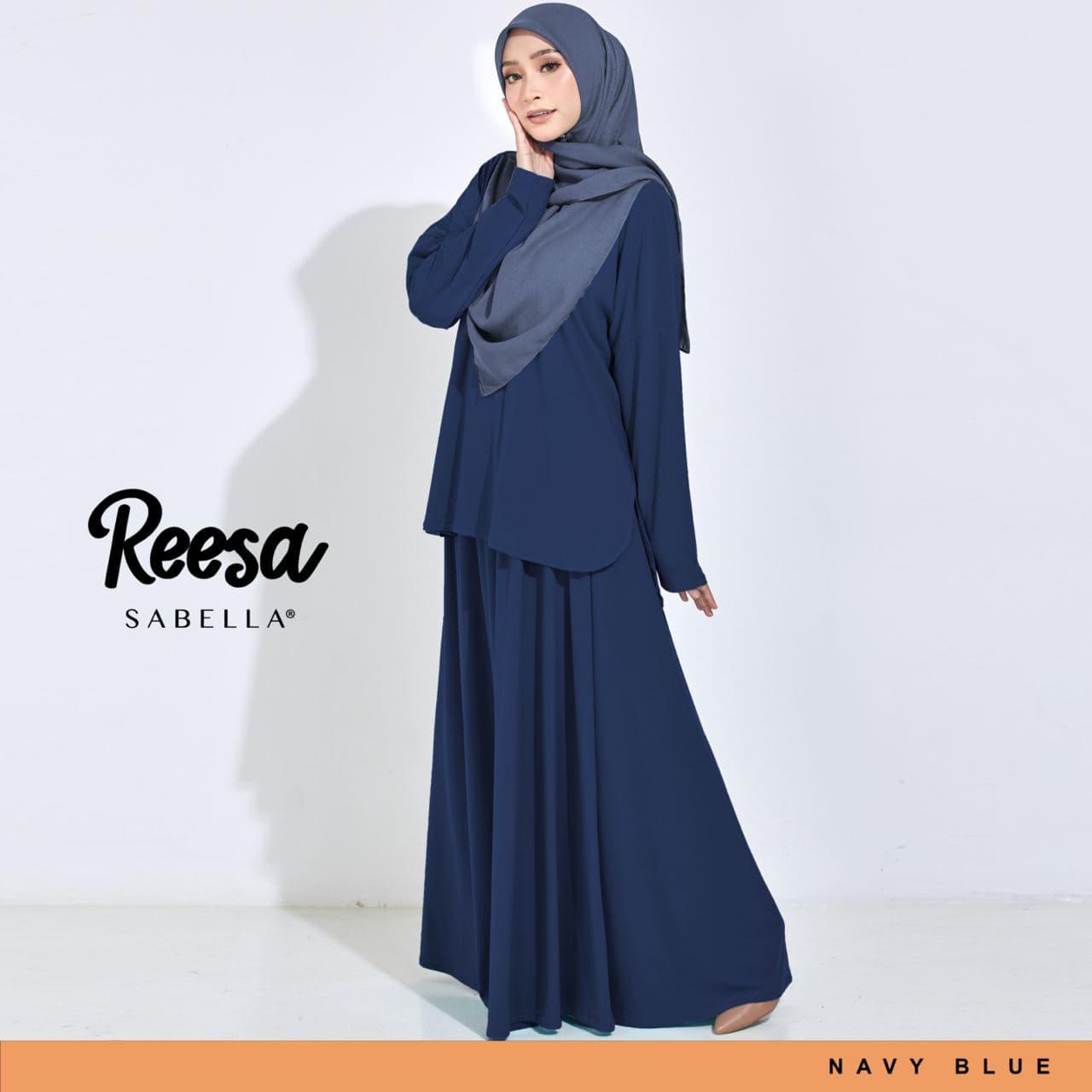 Reesa 4.0 Navy Blue