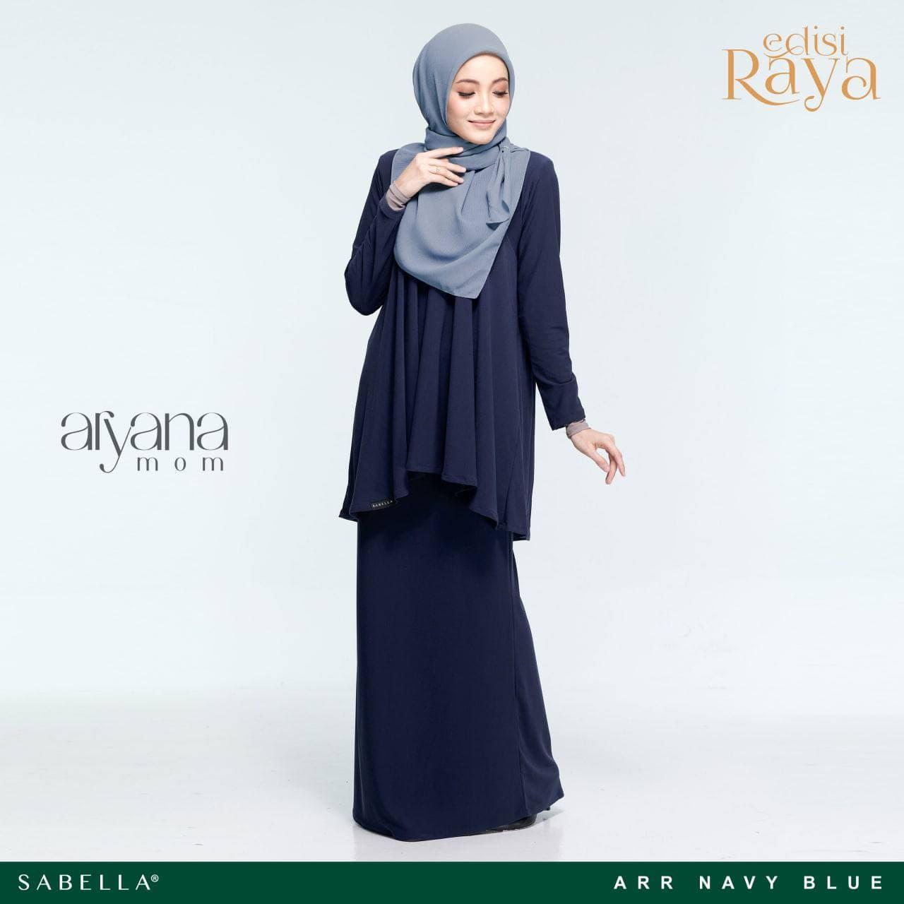Aryana Navy Blue