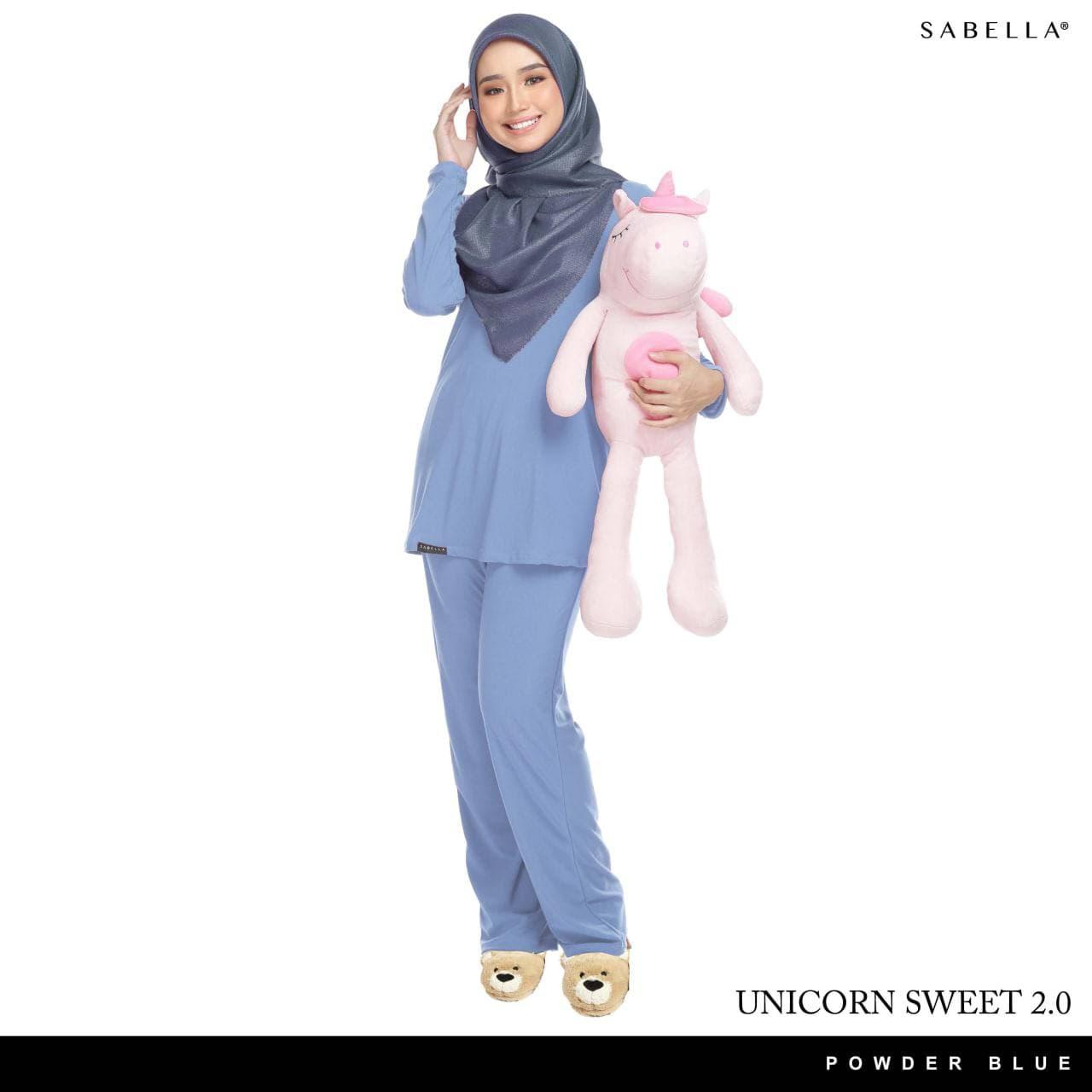 Unicorn Sweet 2.0 Powder Blue