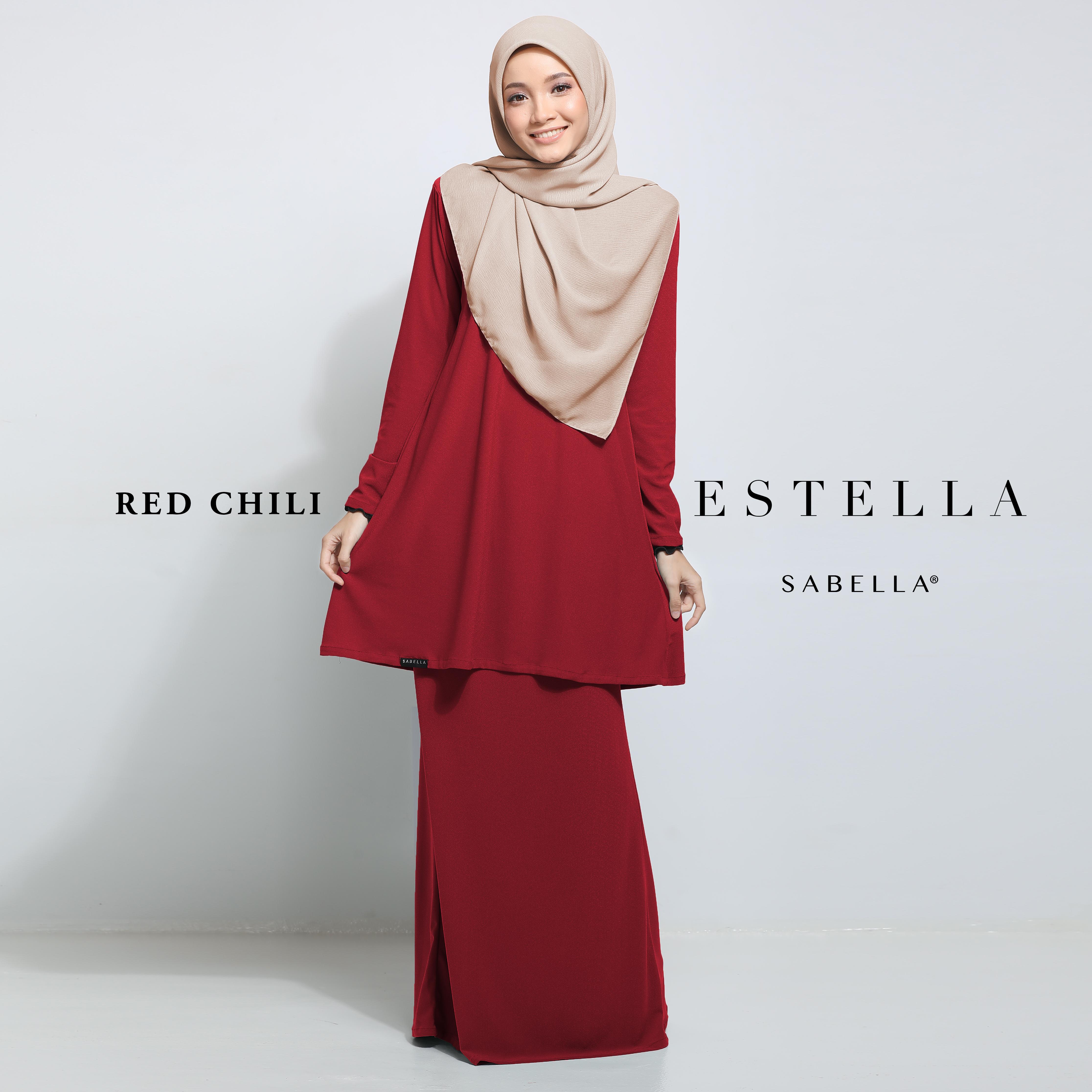 Estella 2.0 Red Chili (R)