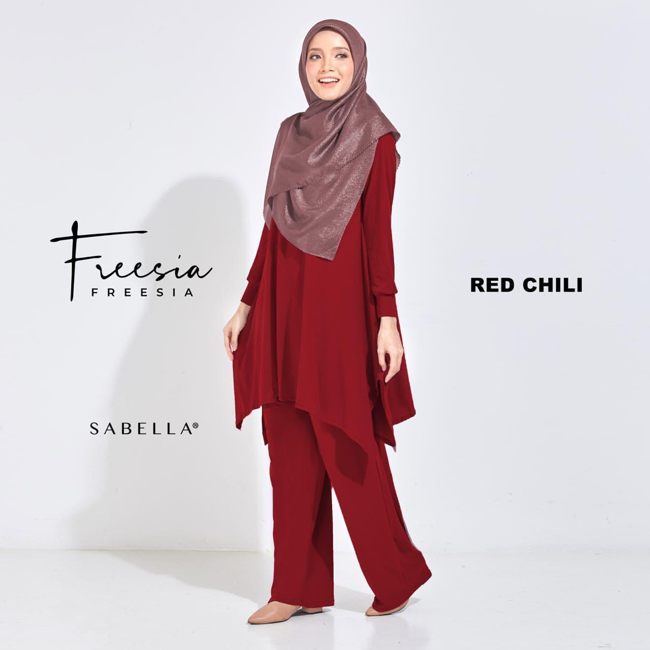 Freesia Red Chili (R)