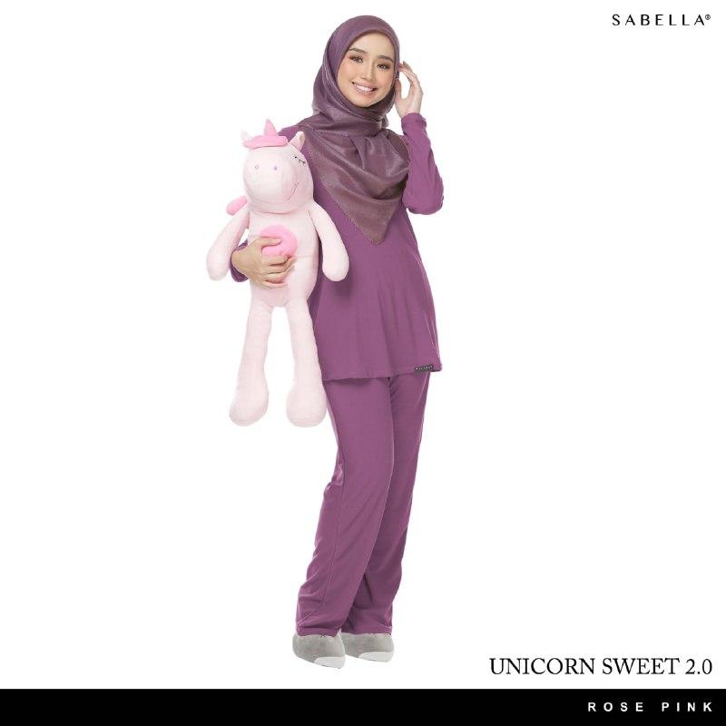Unicorn Sweet 2.0 Rose Pink