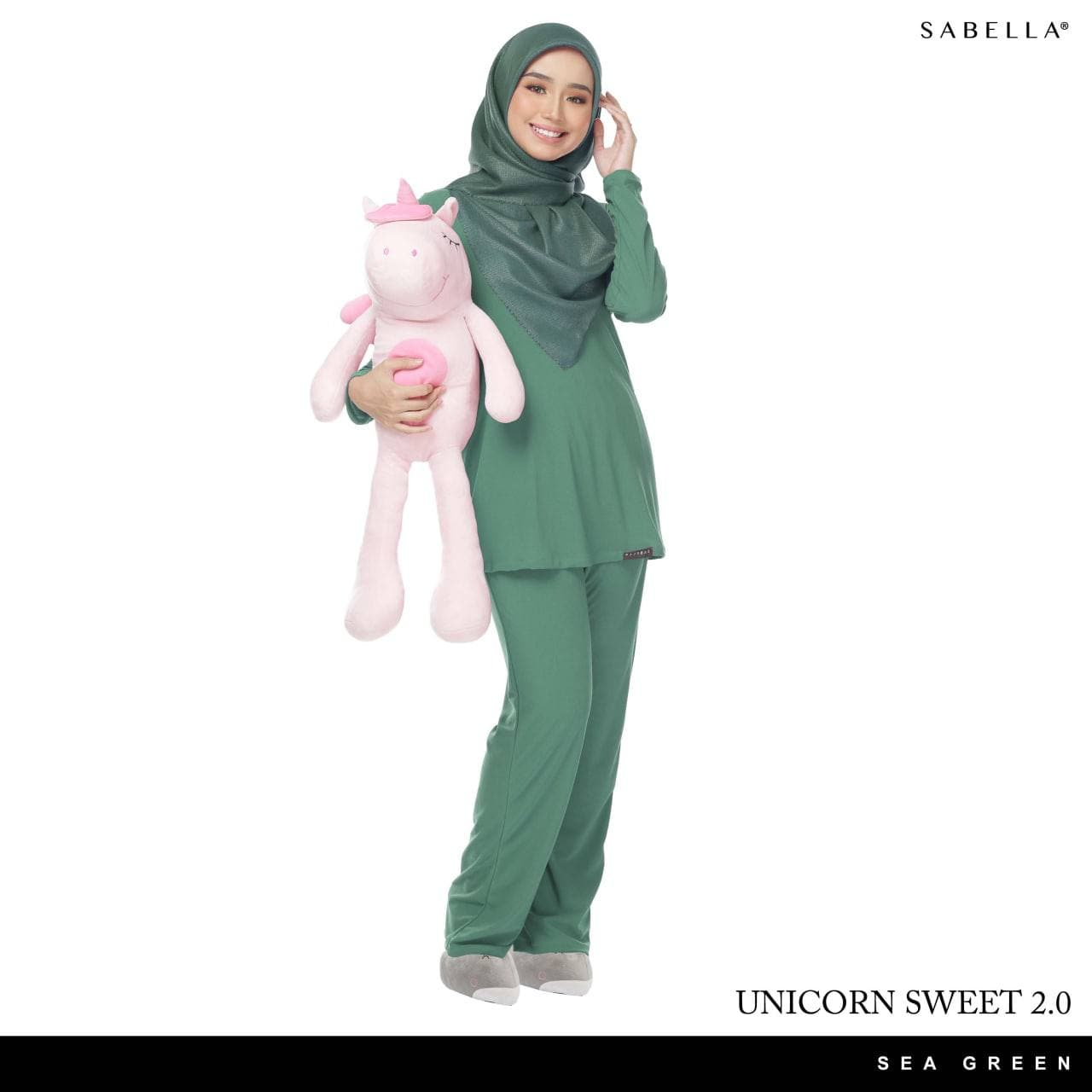 Unicorn Sweet 2.0 Sea Green