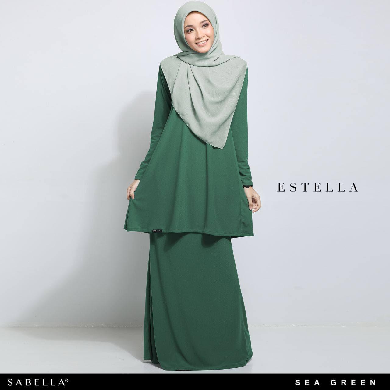 Estella 2.0 Sea Green