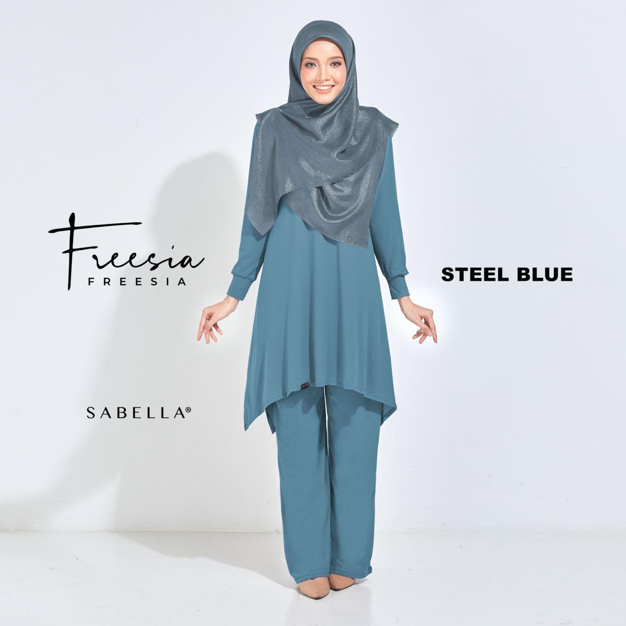 Freesia Steel Blue (R)