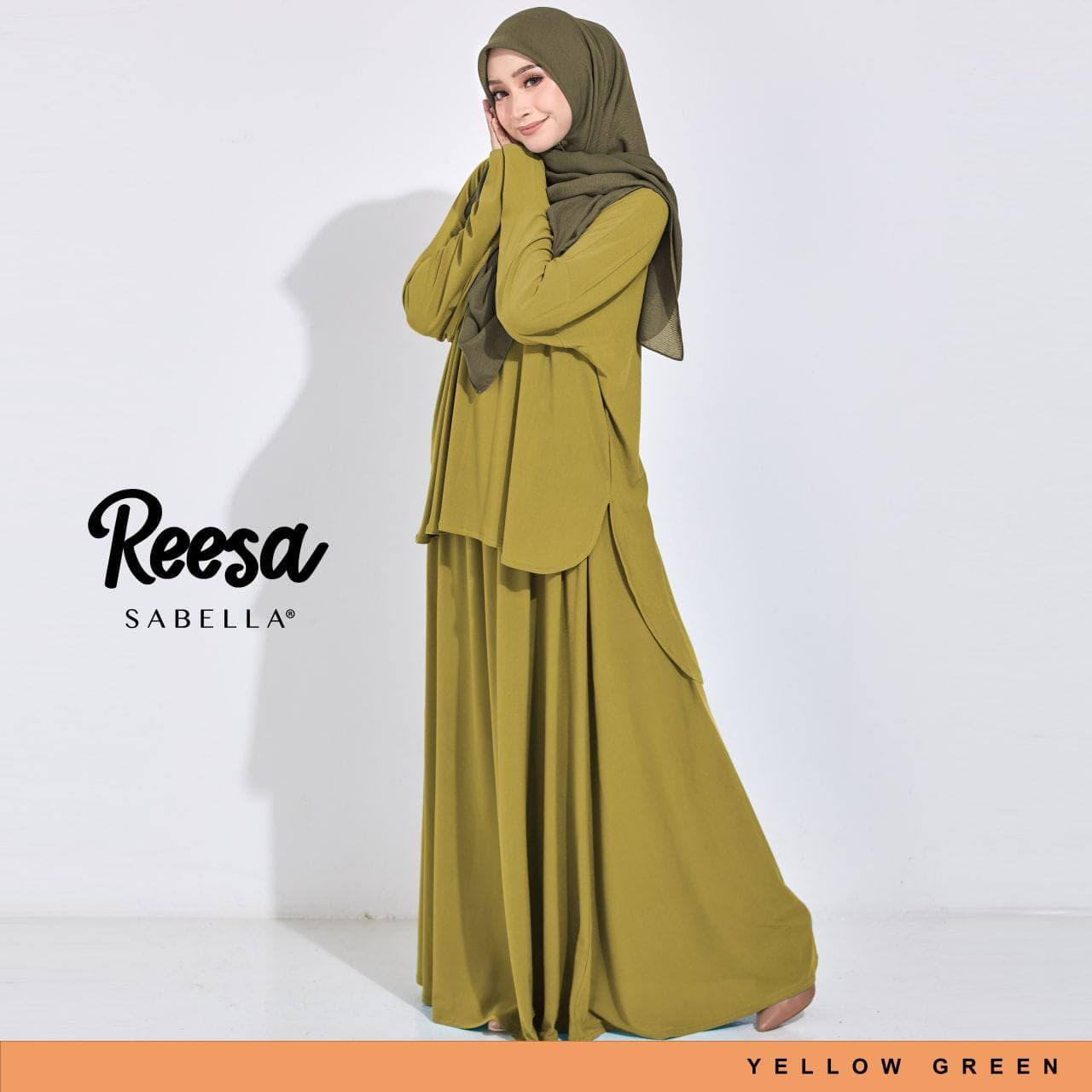 Reesa 4.0 Yellow Green