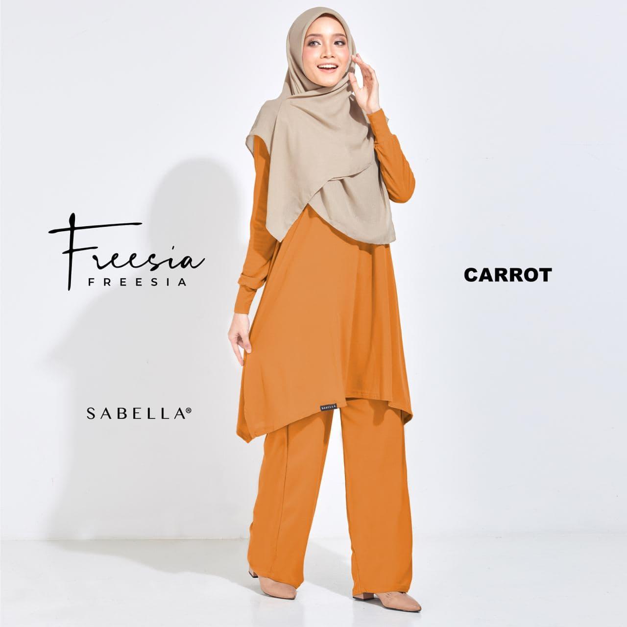 Freesia Carrot