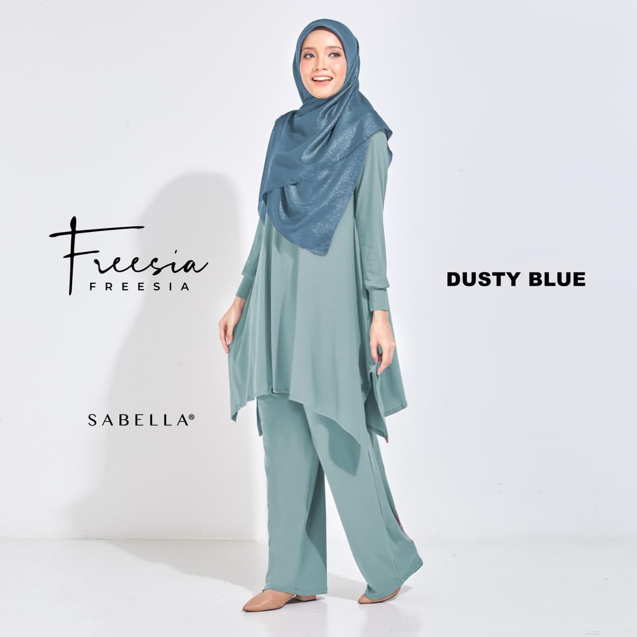 Freesia Dusty Blue