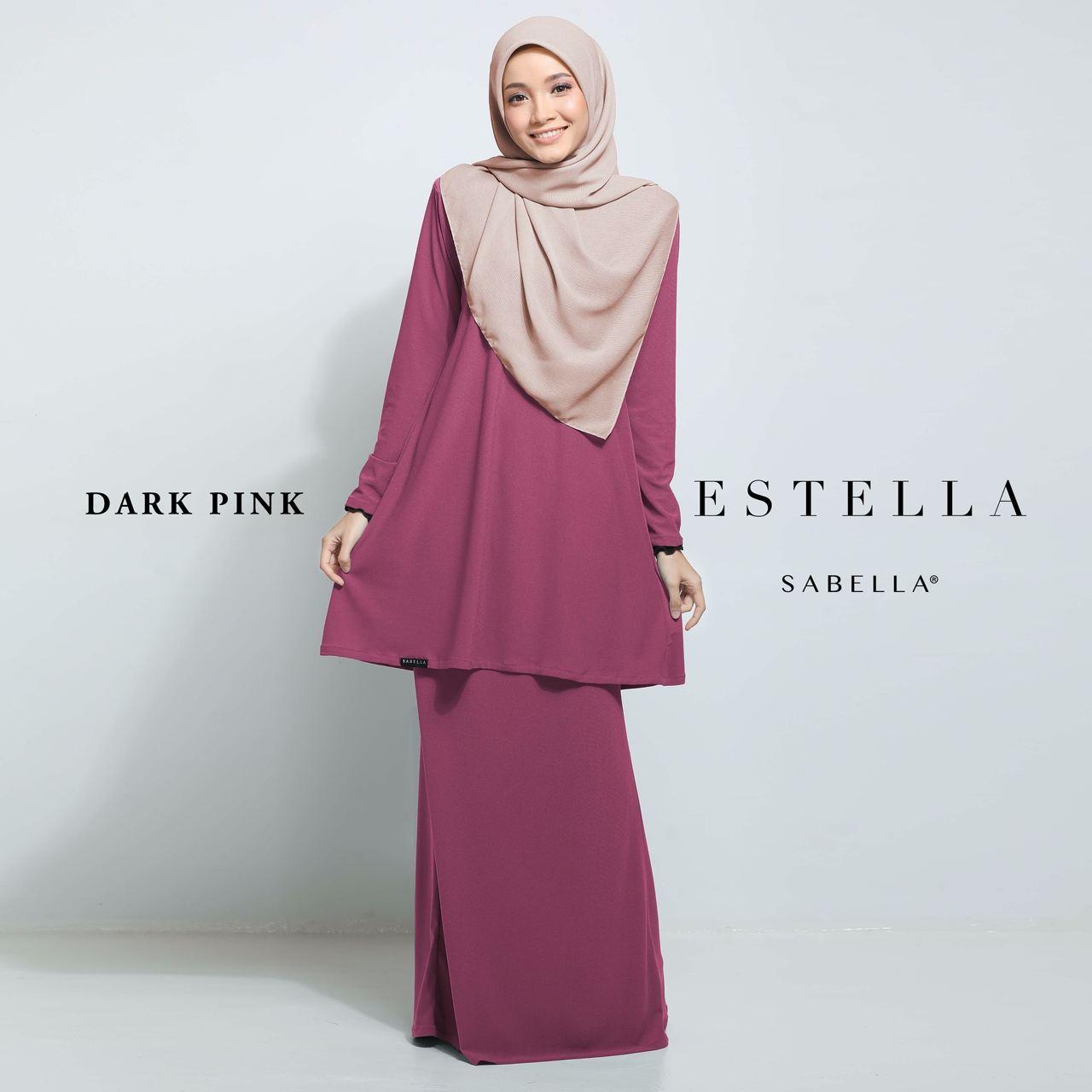 Estella 2.0 Dark Pink