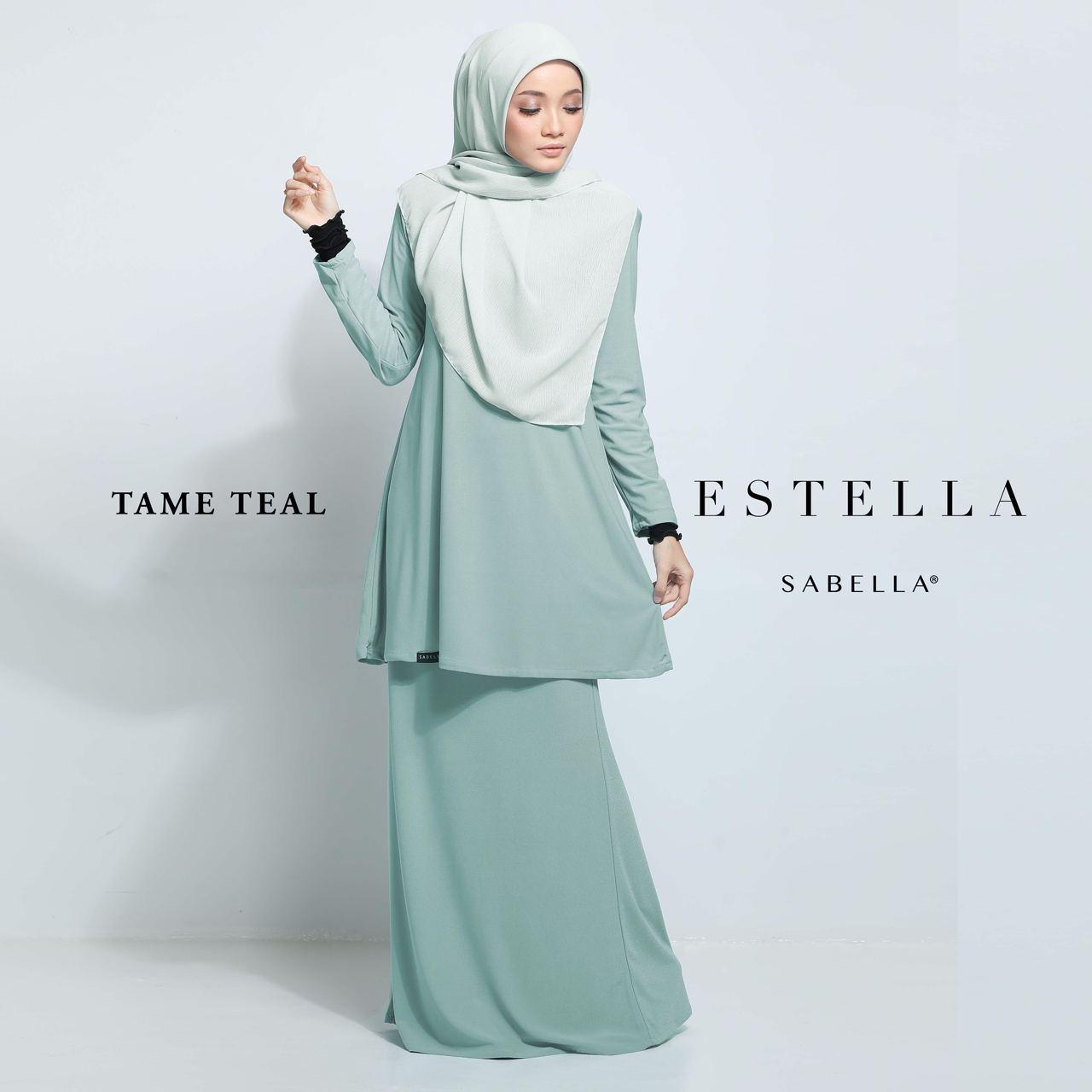 Estella 2.0 Tame teal (R)