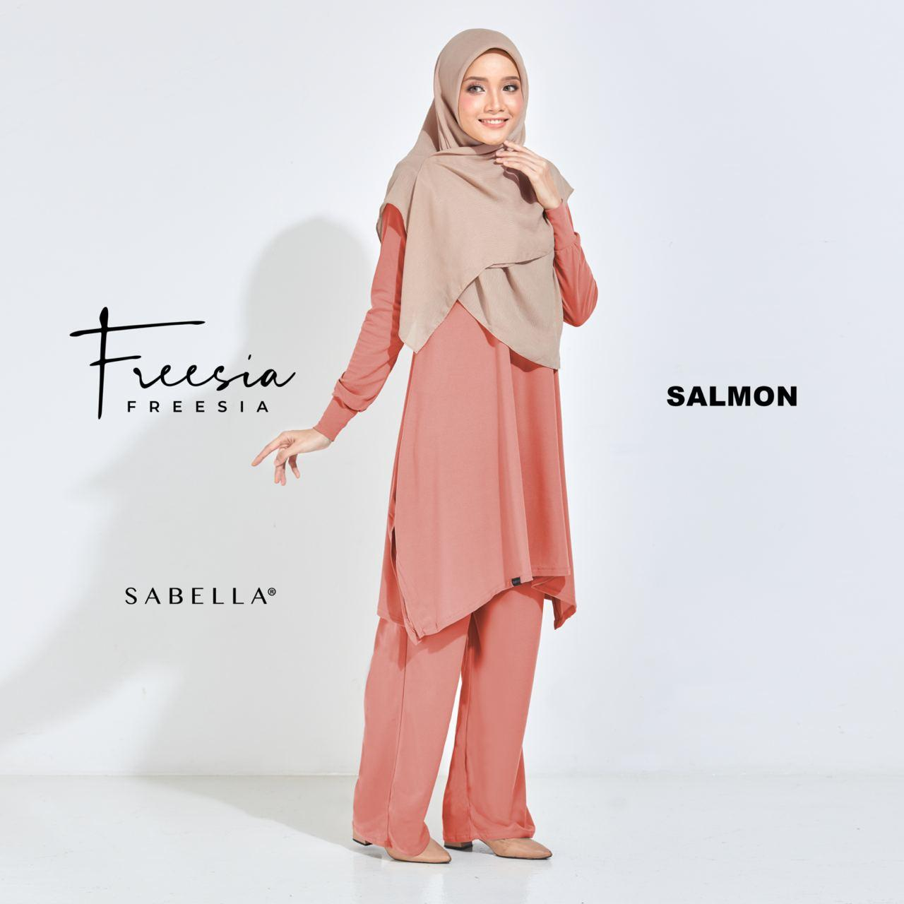 Freesia Salmon