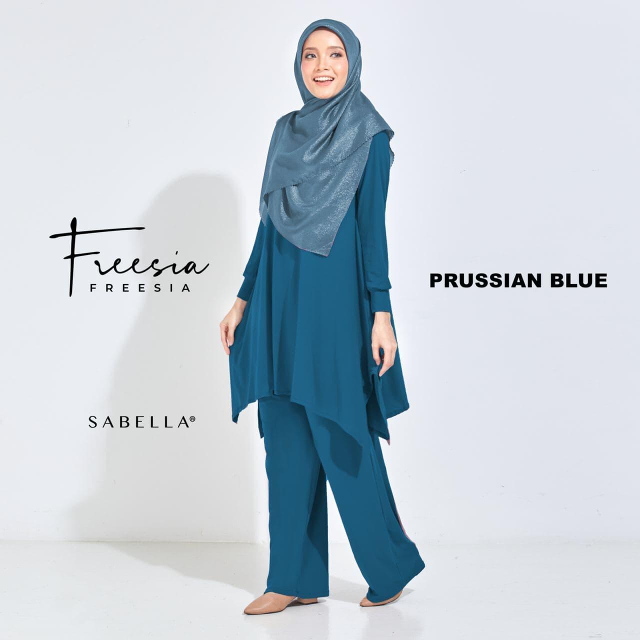 Freesia Prussian Blue (R)