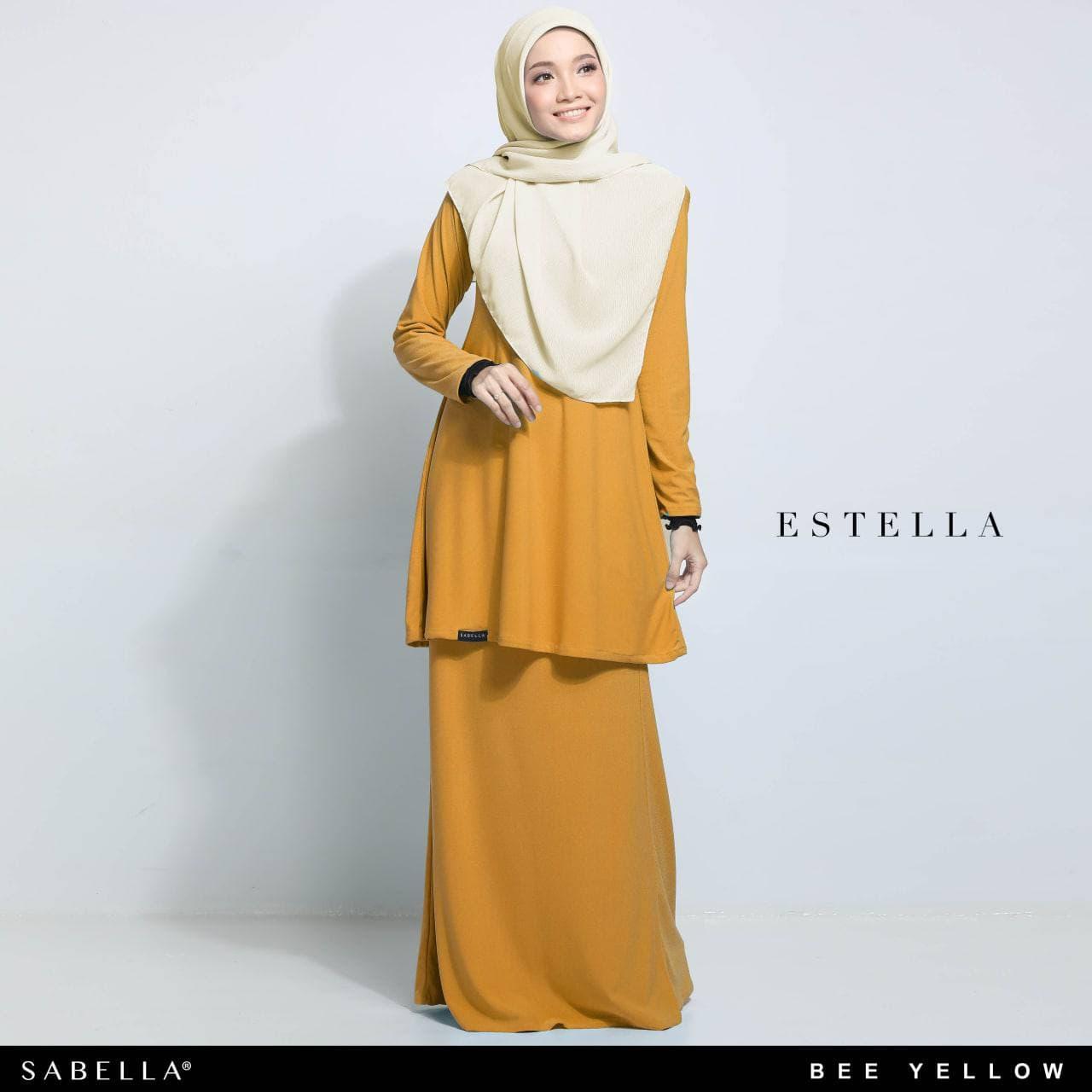 Estella 2.0 Bee Yellow (R)