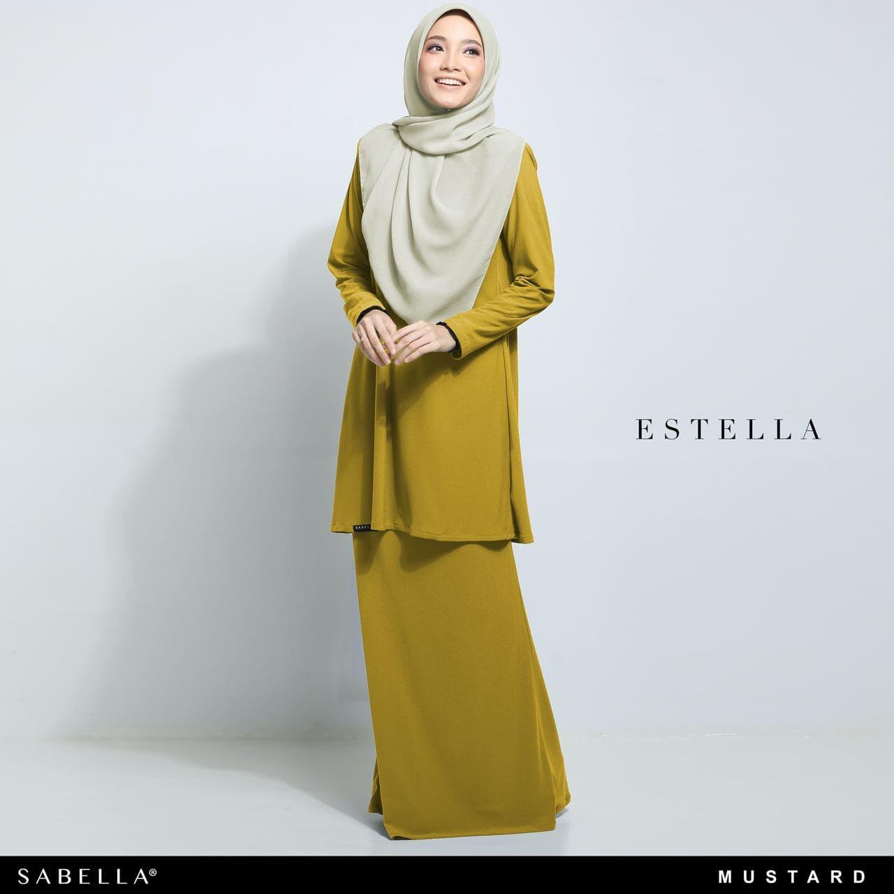 Estella 2.0 Mustard