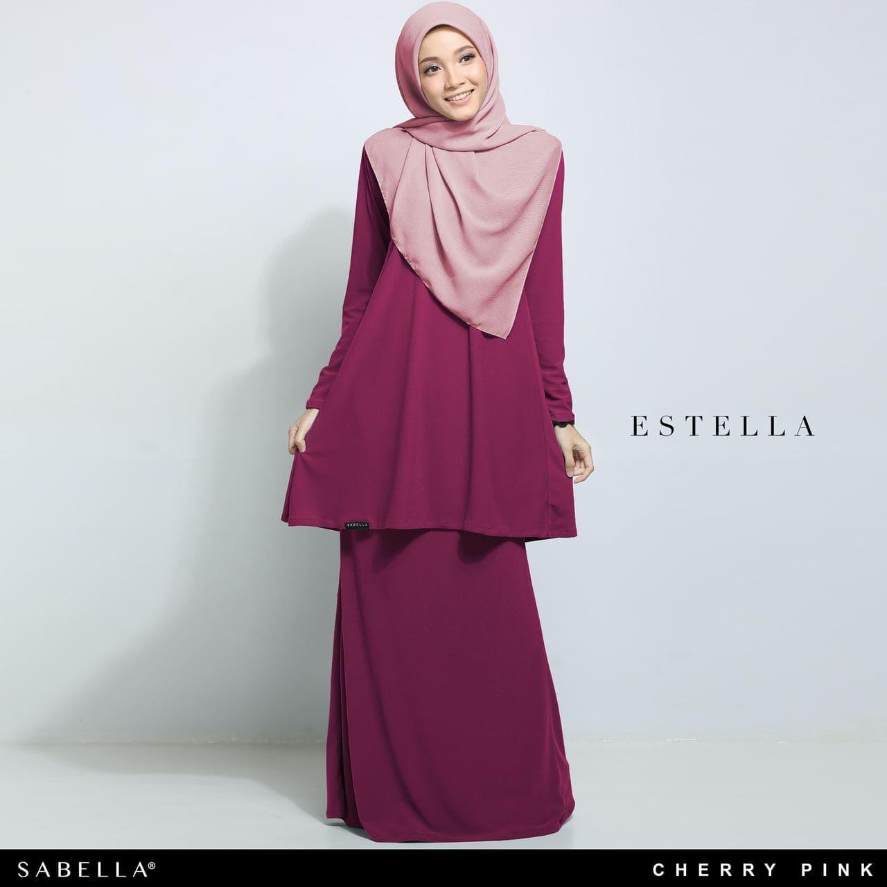 Estella 2.0 Cherry Pink (R)