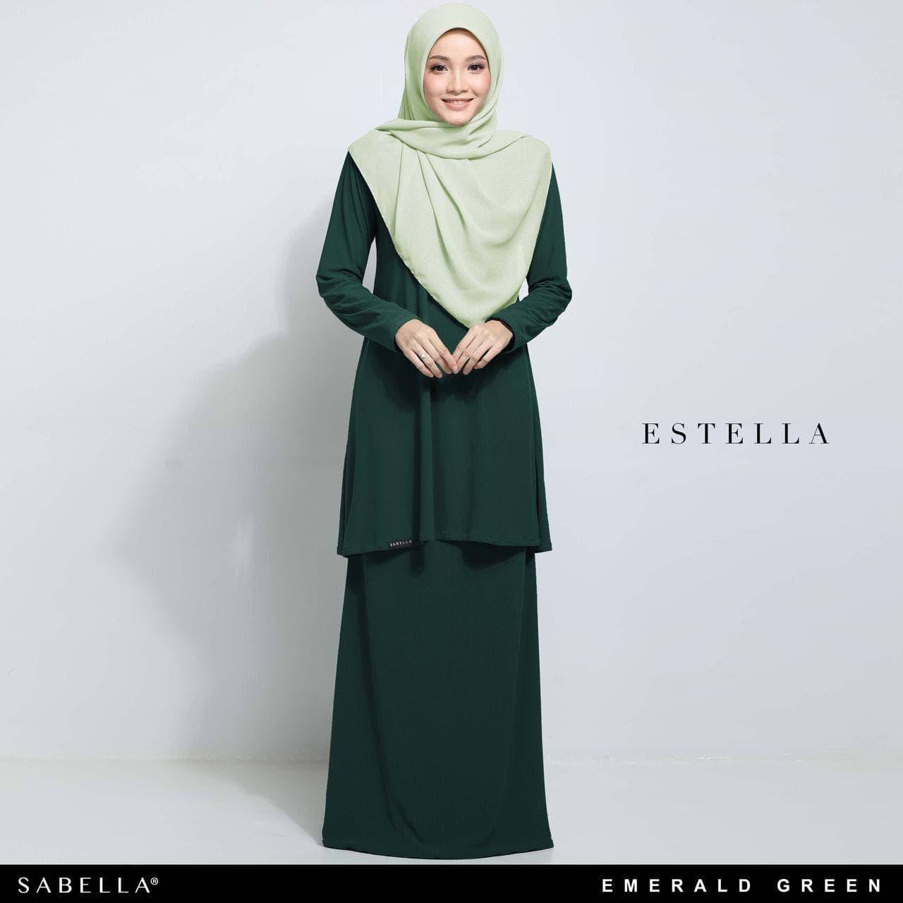 Estella 2.0 Emerald Green (R)