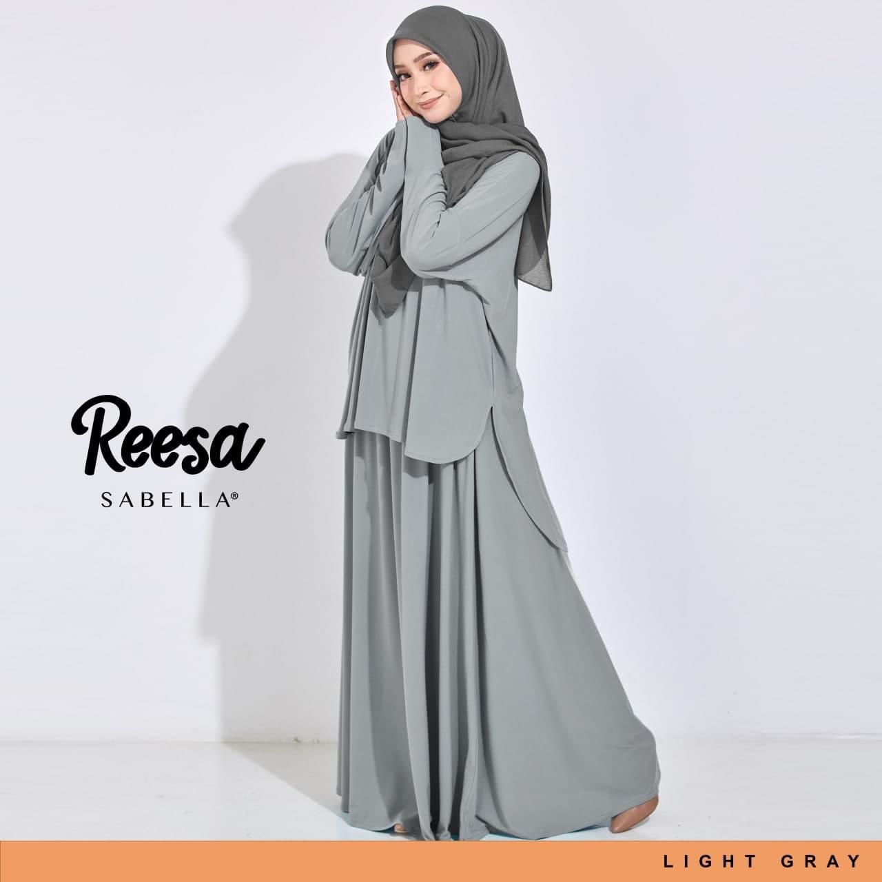 Reesa 4.0 Light Gray