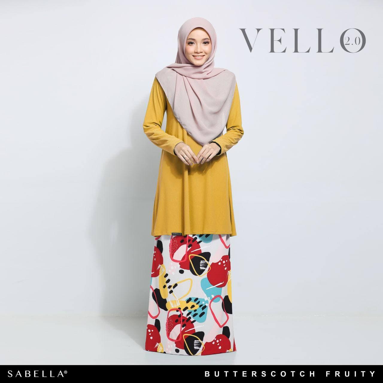 Vello 2.0 Butterscotch Fruity