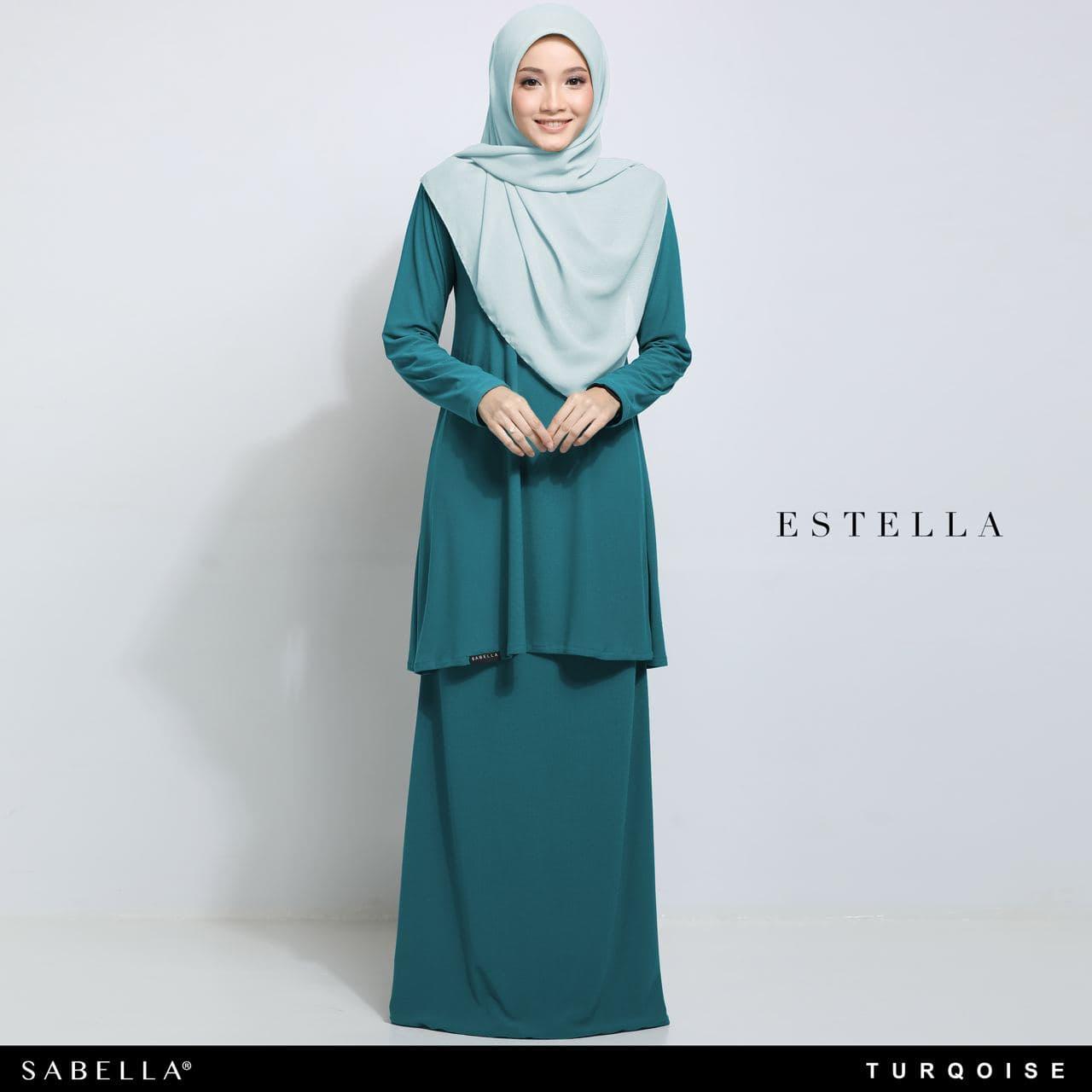 Estella 2.0 Turqoise